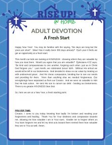 2021 01 Kindness Adult Devotion